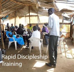 Rapid Discipleship Training
